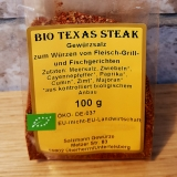 Texas-Steak-Gewürz, Bio